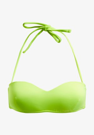 Bikini top - gelb
