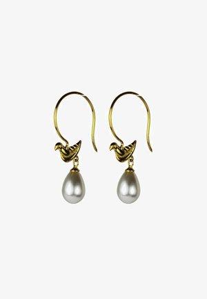 LITTLE BIRDS - Earrings - gold