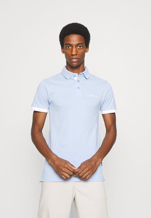 EARNEST - Poloshirt - sky blue