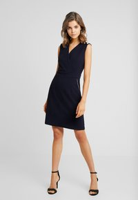 Morgan - Shift dress - marine - 0