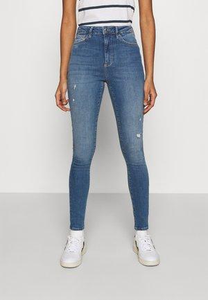 VMSOPHIA SCULPT  - Jeans Skinny - light blue denim