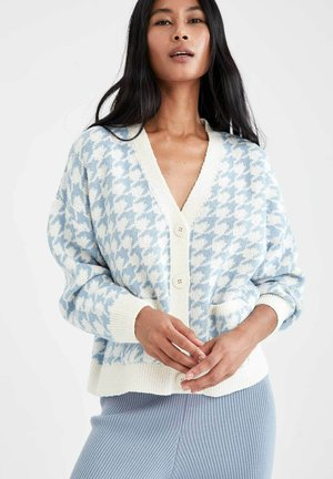 RELAX FIT - Cardigan - blue
