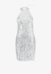 Lace & Beads - NADIA MINI - Cocktail dress / Party dress - silver - 5