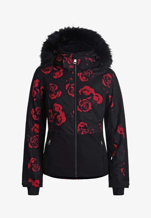 ENKKUA - Snowboard jacket - klassisch rot