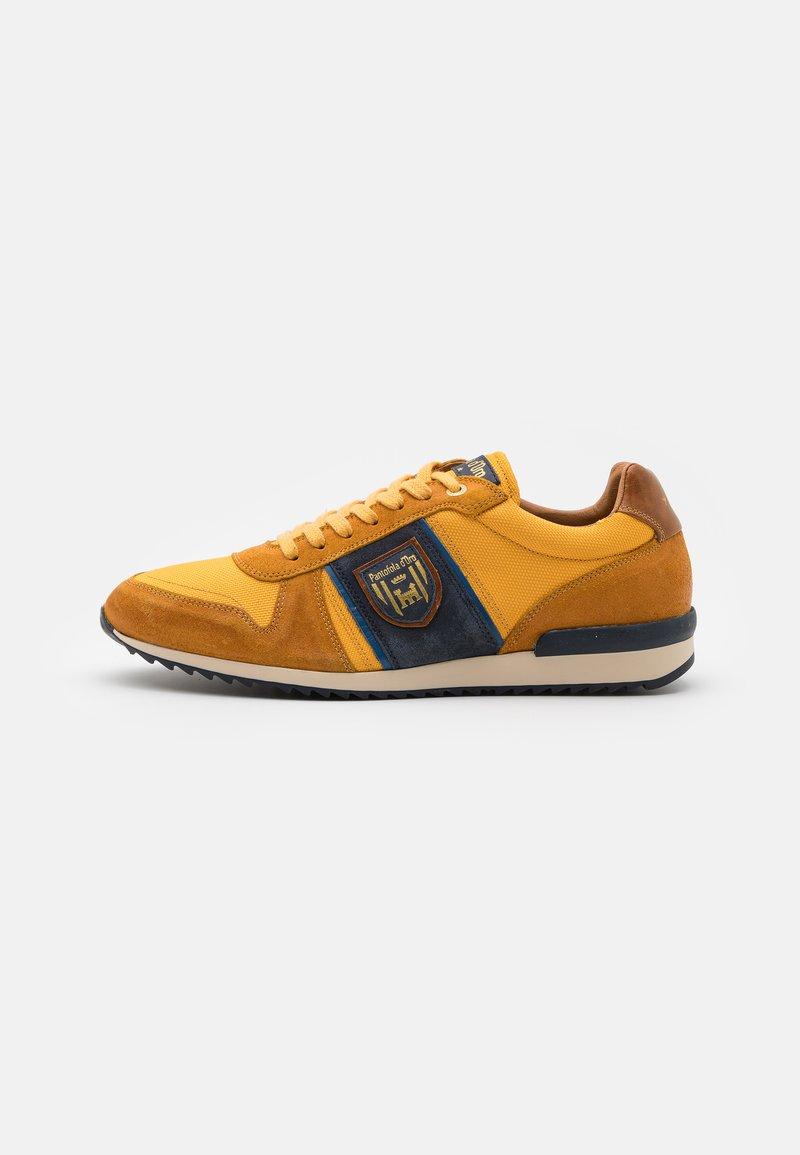Pantofola d'Oro - UMITO UOMO - Sneakers laag - curry