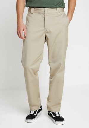 MASTER PANT DENISON - Broek - wall rinsed
