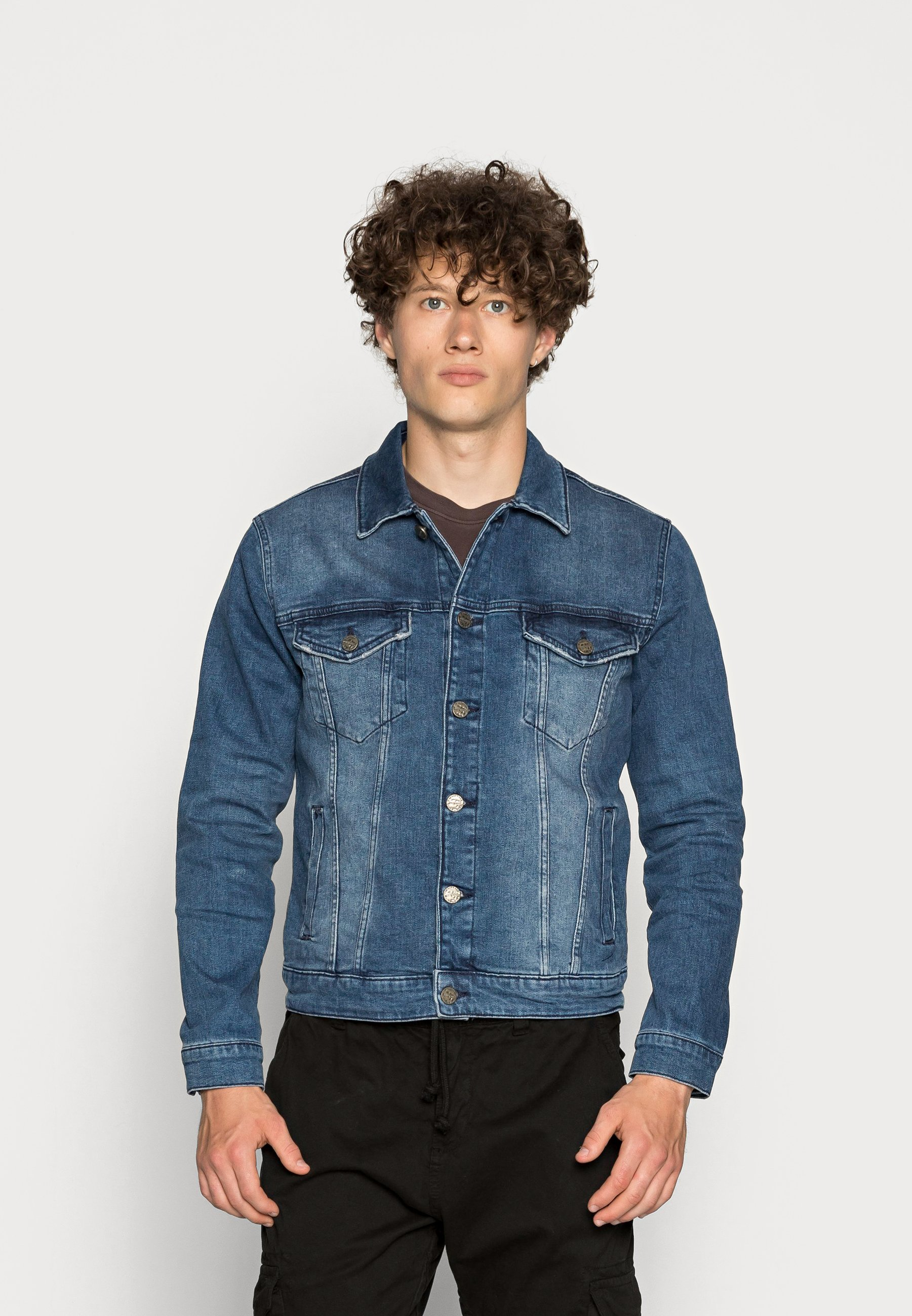 Uomo ONSCOIN  - Giacca di jeans
