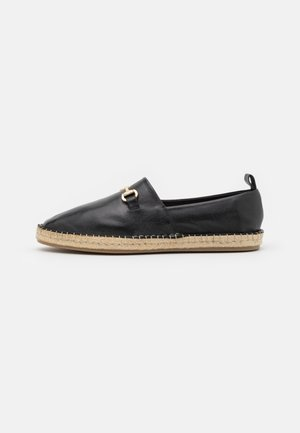COAST - Espadrilles - black