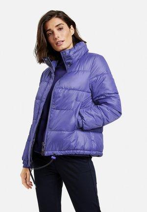 MIT GLANZ - Winter jacket - vibrant lilac