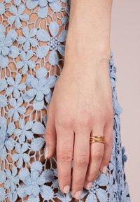 Maria Black - EMILIE WRAP - Prsten - gold-coloured - 1