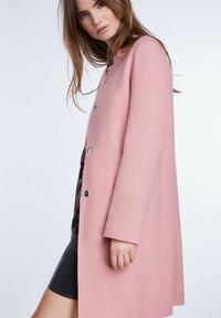 SET - Classic coat - rose - 3