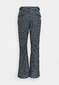 COLOURWEAR - CORK PANT - Snow pants - black - 4