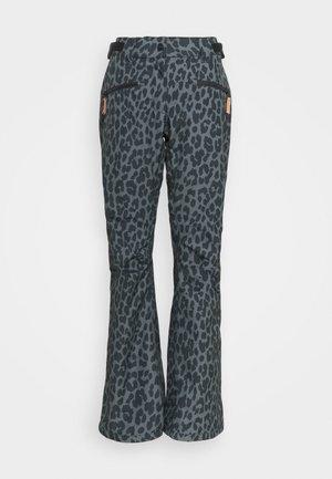 CORK PANT - Snow pants - black