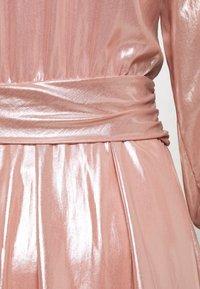LIU JO - ABITO LUNGA - Cocktail dress / Party dress - petalo light - 3