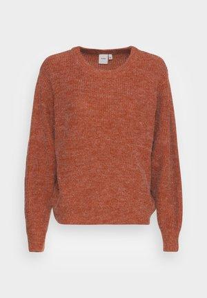 NOVO  - Pullover - bombay brown