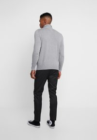 Replay - Trousers - black/military - 2