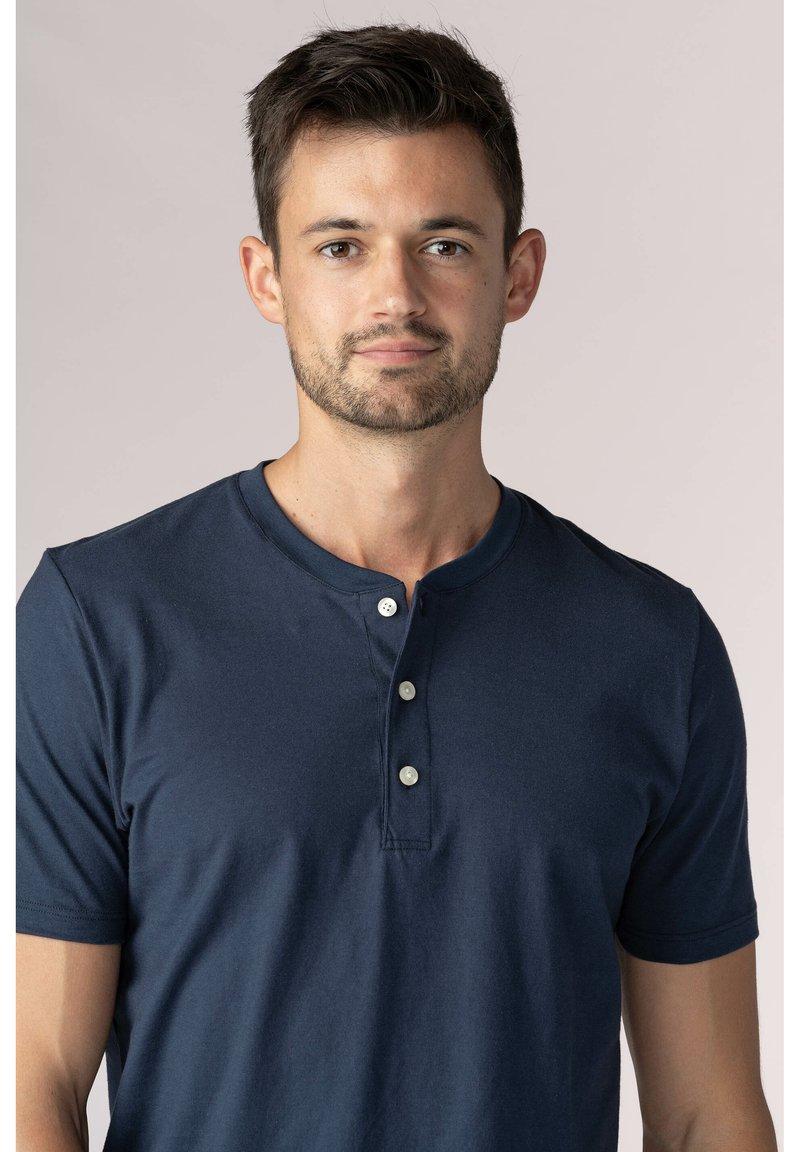 mey - Basic T-shirt - yacht blue