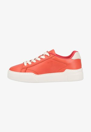 Sneakers laag - coral c