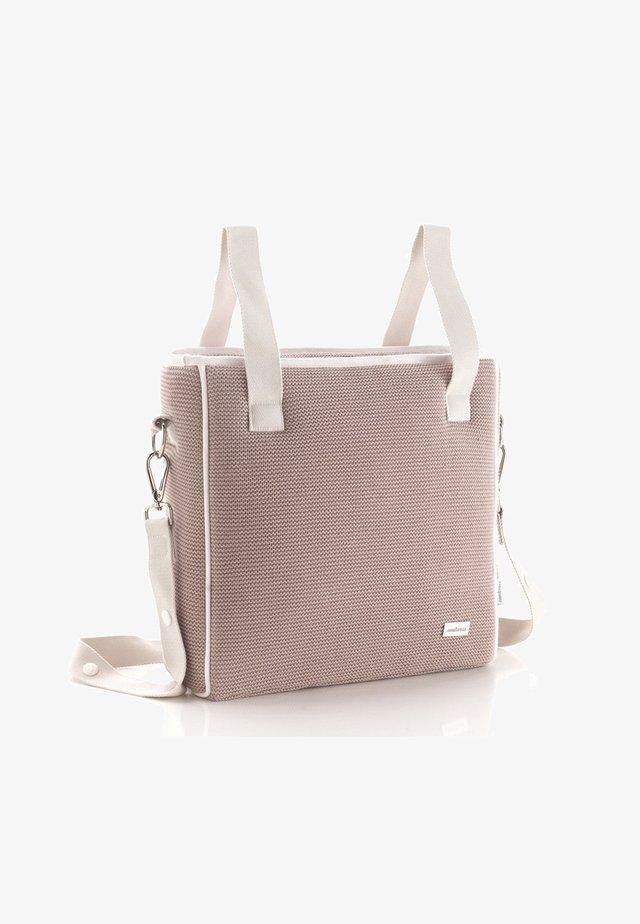 TALEGA LONDON - Bolso de mano - rosa