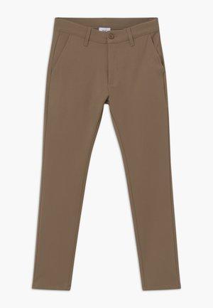 DUDE ANKLE - Chino kalhoty - beige