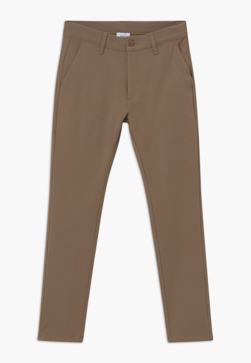 Grunt - DUDE ANKLE - Chinos - beige