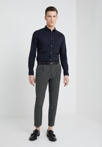 Emporio Armani - Formal shirt - dark blue - 1