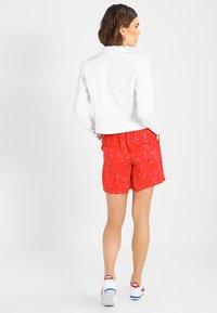 Noisy May - NMDEBRA - Denim jacket - bright white - 2