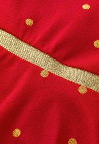 Boden - Jersey dress - mottled red - 2