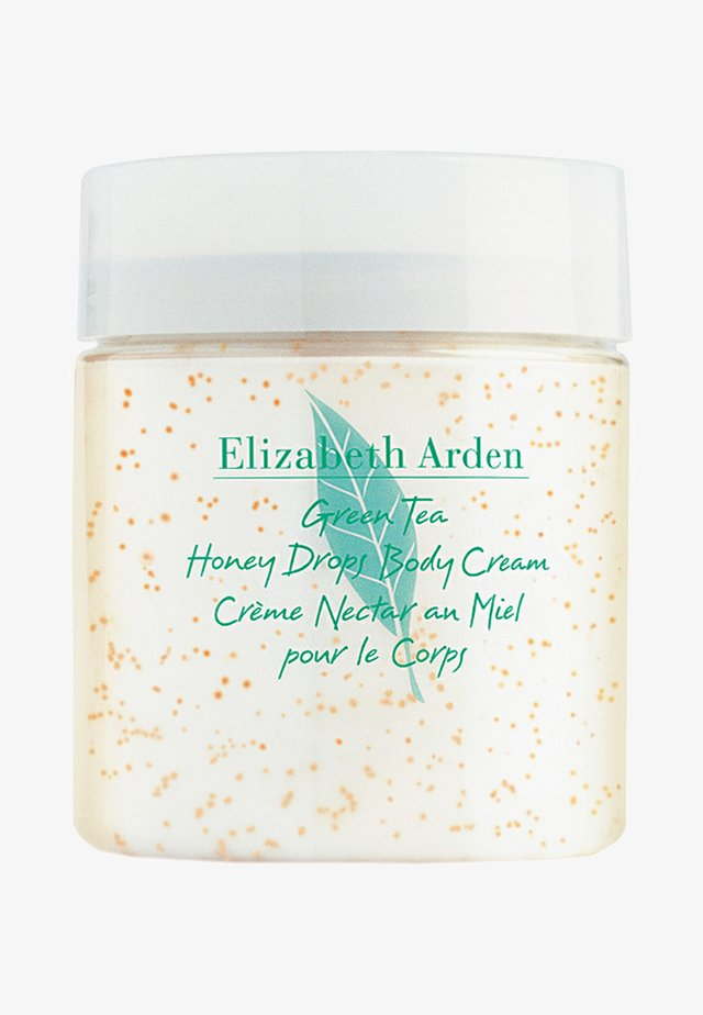 GREEN TEA HONEY DROPS BODY CREAM  - Hydratatie - -