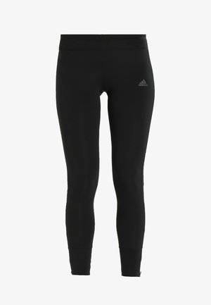 RESPONSE - Leggings - black/black