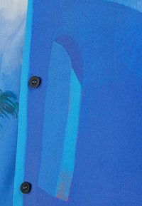 Bershka - RELAXED FIT - Shirt - blue - 5