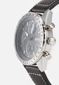 BOSS - PILOT EDITION - Chronograph watch - black - 3