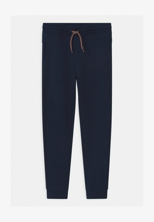 TERRY - Tracksuit bottoms - black iris