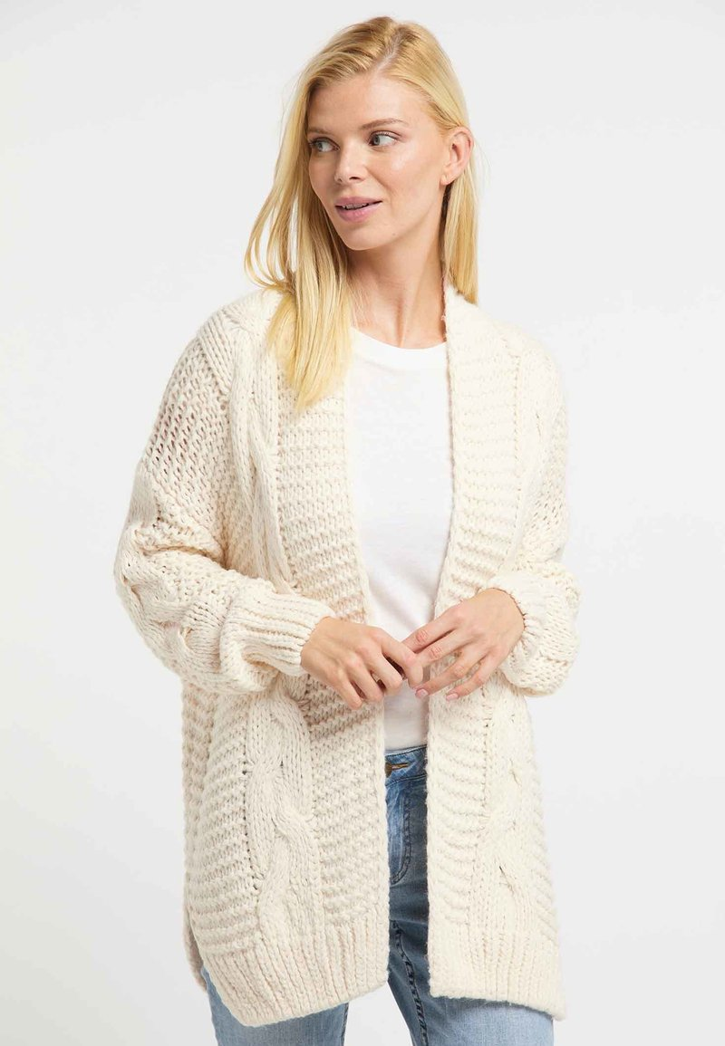 usha - Cardigan - white