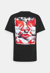 Obey Clothing - SEDUCTION OF THE MASSES - Printtipaita - black - 1