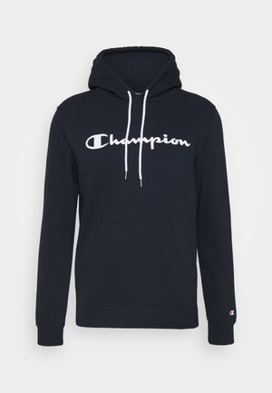 LEGACY HOODED - Huppari - dark blue