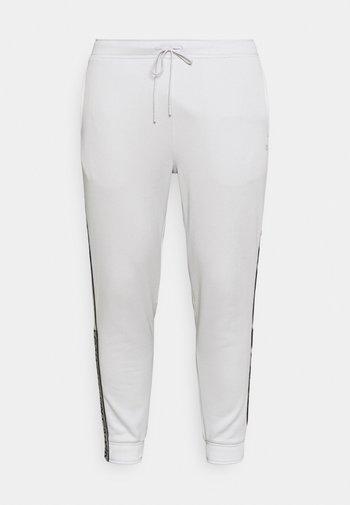 PANT - Pantaloni sportivi - stone grey/black