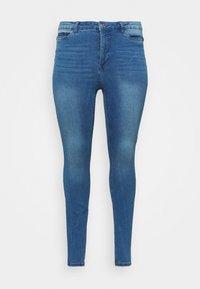 JUNAROSE - by VERO MODA - JRZEROTANJA  - Jeans Skinny Fit - medium blue denim - 3