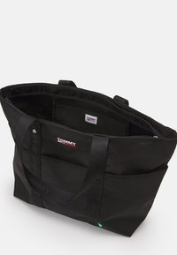 Tommy Jeans - CAMPUS TOTE - Tote bag - black - 2