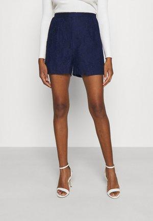 VIARAVANI - Shorts - navy blazer