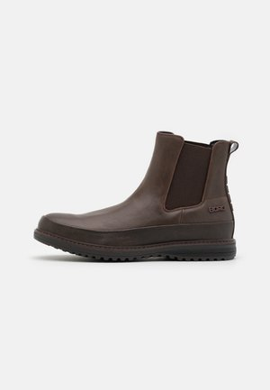 H210 - Classic ankle boots - dark brown