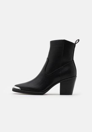 ONLBELIZE BOOT - Cowboystøvletter - black