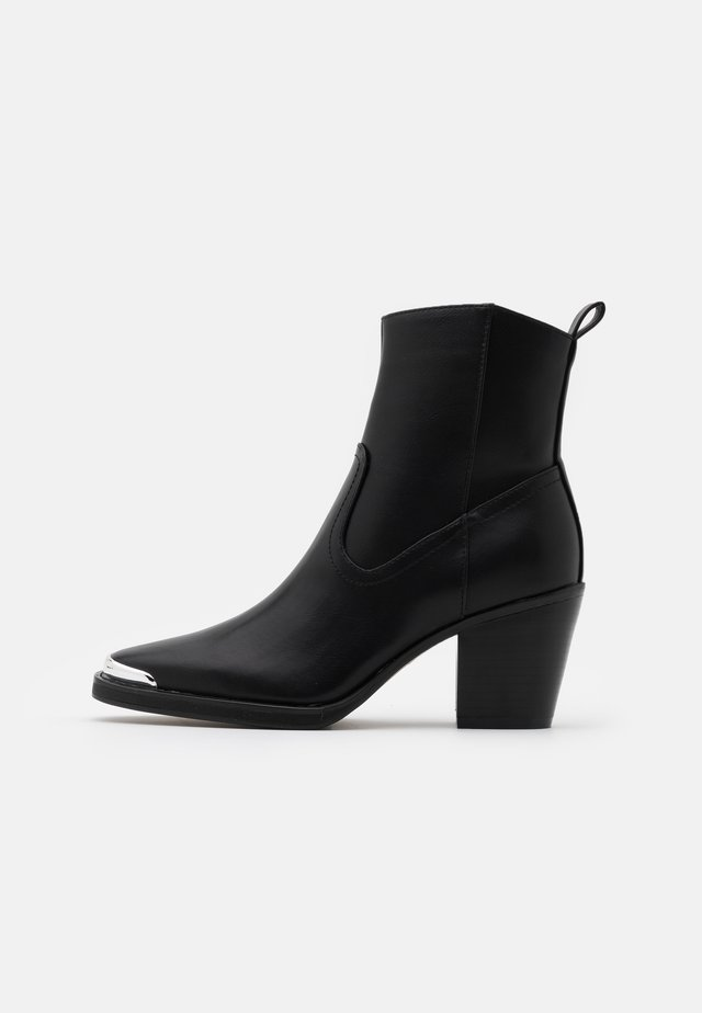 ONLBELIZE BOOT - Santiags - black