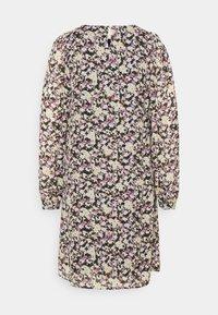 Marc O'Polo - DRESS EASY SHORT STYLE ROUND NECK - Denní šaty - multi - 1