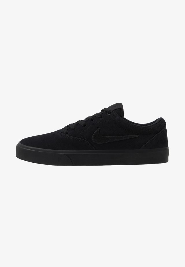 CHARGE UNISEX - Sneakersy niskie - black
