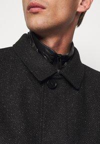 HUGO - BARELTO - Klasický kabát - black - 7