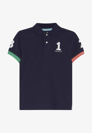 NUMBER  - Polo shirt - navy