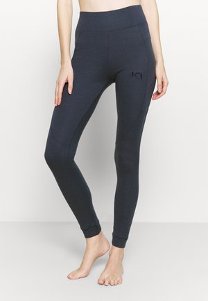 RULLE HIGH WAIST PANT - Base layer - marin