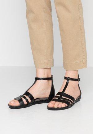 Sandals - black