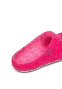 Magicfelt - Slippers - pink - 3